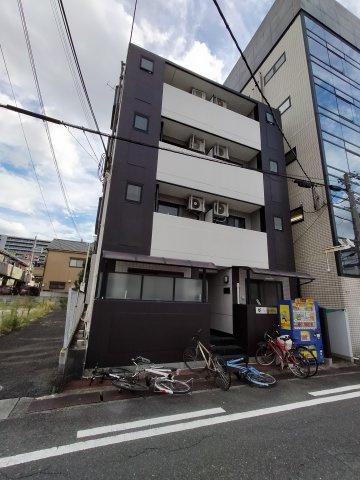 【外観】プレアール瓢箪山