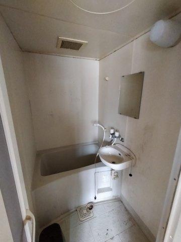 【浴室】プレアール瓢箪山