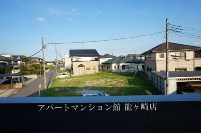 【展望】クレスト藤ヶ丘Ⅲ B棟