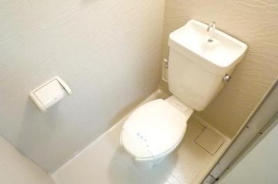 トイレの状態も良好です。