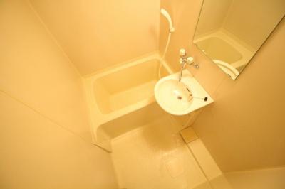【浴室】ブルーラバンハイツ