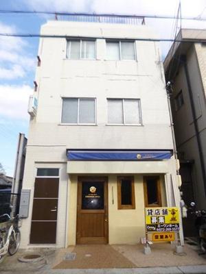 【外観】鳳南町 店舗事務所