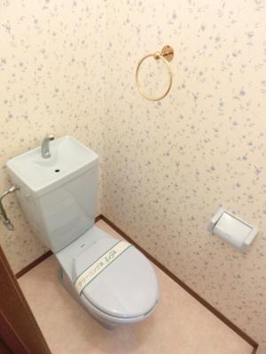 【トイレ】ハイツ石川