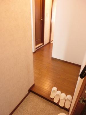 【玄関】ハイツ石川