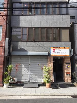 大阪市中央区北新町 外観