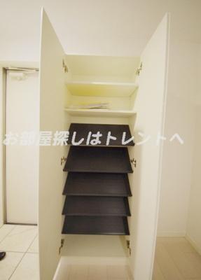 【玄関】アーバンステージ千石