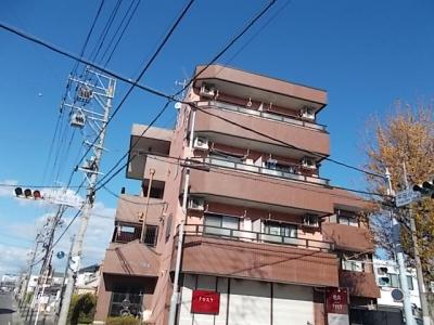 【外観】グローリアス城Ⅱ