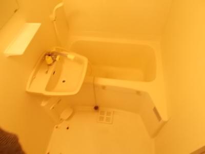 【浴室】グローリアス城Ⅱ