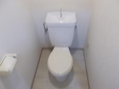 【トイレ】グローリアス城Ⅱ