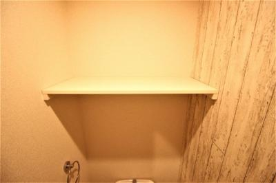 トイレ上棚
