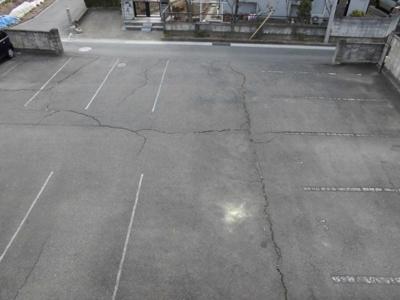 【駐車場】高崎市上豊岡町 売アパート