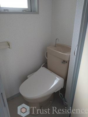 【トイレ】シルクマンション