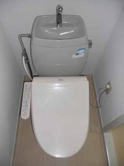 【トイレ】サンガーデン本大