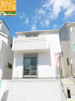【外観】神戸市垂水区神陵台5丁目 長期優良住宅 新築戸建
