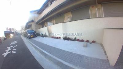 【駐車場】ひさごの杜
