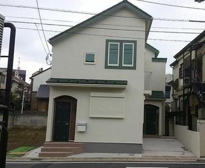 【外観】Terrace House B棟