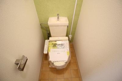 【トイレ】リバティー壱番館