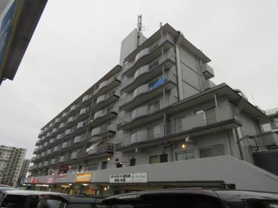 【外観】もりかずマンション南茨木