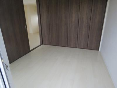【寝室】もりかずマンション南茨木