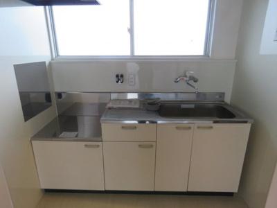 【キッチン】もりかずマンション南茨木