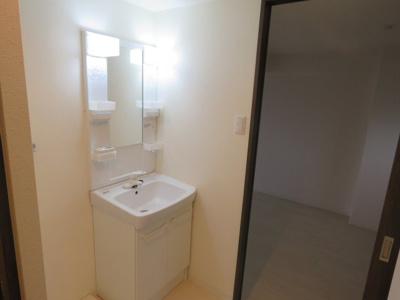 【洗面所】もりかずマンション南茨木