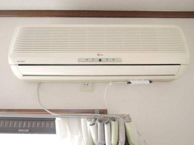 エアコン※写真は203号室使用
