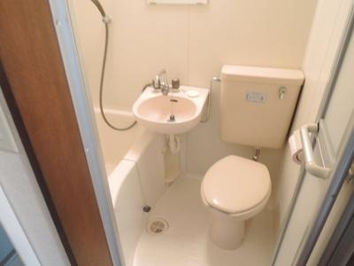 【浴室】ミッキーハウス
