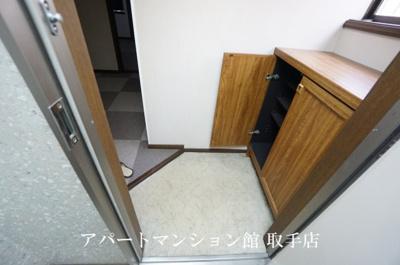 【玄関】黒沢アパート