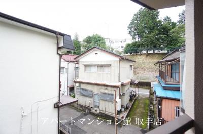 【展望】黒沢アパート