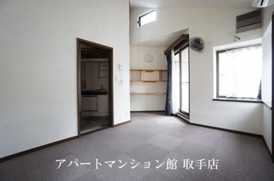 【居間・リビング】黒沢アパート