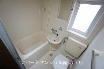 【浴室】黒沢アパート