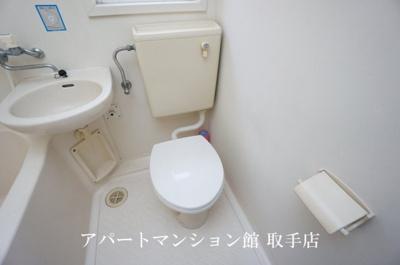 【トイレ】黒沢アパート