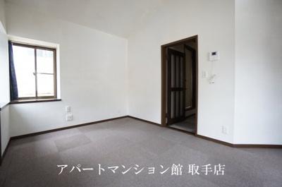 【寝室】黒沢アパート
