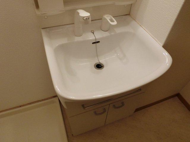 スカイマンション 独立洗面台