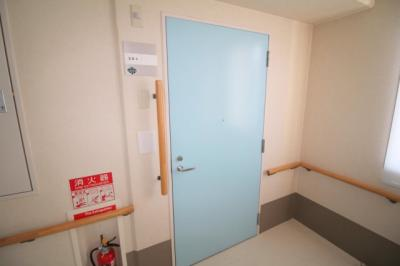 【玄関】サニーハウス豊中