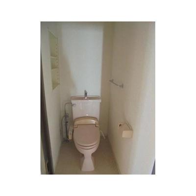 ライオンズマンション千葉駅南のトイレ