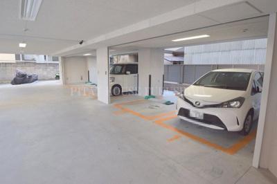 【駐車場】ミッドコート ウメキタ