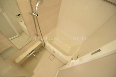 【浴室】ミッドコート ウメキタ