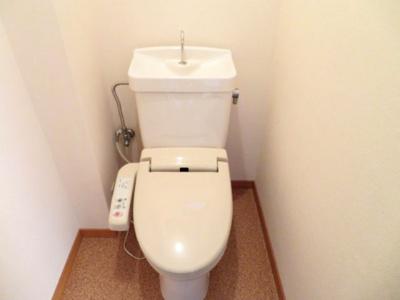 【トイレ】アゼリアコートE