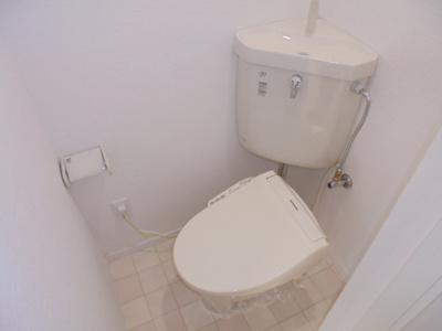 【トイレ】由池マンション