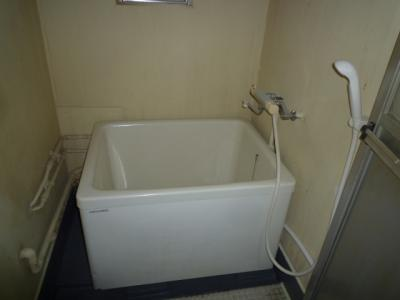 【浴室】コーポ山路