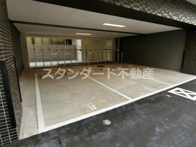 【駐車場】プレサンス梅田北オール