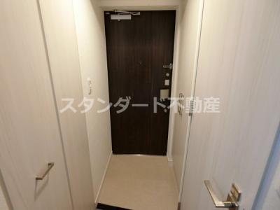 【玄関】プレサンス梅田北オール