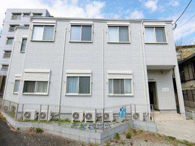 ※現在の建築状況です♪2018年4月完成予定の新築アパート☆小田急線「柿生」駅より徒歩4分の好立地!駅近で通勤・通学、お買い物にも便利です♪