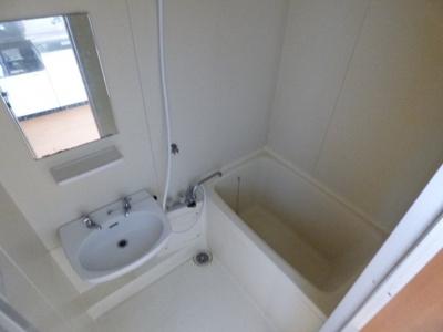 【浴室】ダイヤマンション