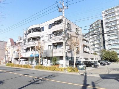 【外観】昭島コートエレガンスC