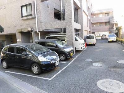 【駐車場】昭島コートエレガンスC
