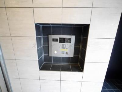 安心のセキュリティ・オートロックです。