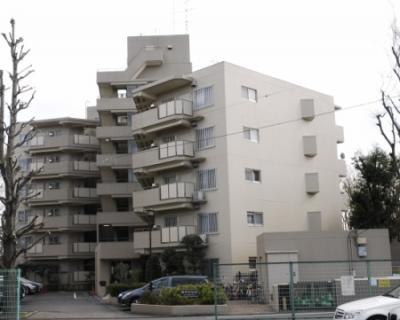 【外観】東急ドエル府中ビレジⅡ 7階最上階