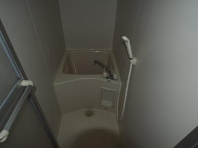 【浴室】甲柔館アパート